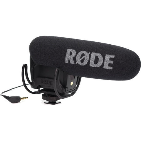 Microphone - Rode			 VideoMic Pro with Rycote Lyre Suspension Mount - Vizcom Technologies - 1