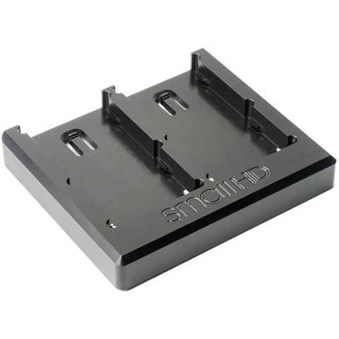 Battery Adapter - SmallHD L-Series Sony Battery Bracket for DP7-PRO Series Field Monitor - Vizcom Technologies