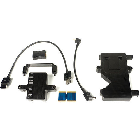 Dock Kit - SmallHD X-Port Wireless Dock Kit for Paralinx Receiver and DP7-PRO Field Monitor - Vizcom Technologies