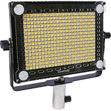 Lighting - Cineroid Camera Mountable Vari-Colour LED Light Kit (inc Light, NPF-L battery mount, Mini ball head, Honey Comb, manual, Carry bag, Barn Door, F550 Li-Mn battery and charger - Vizcom Technologies - 3