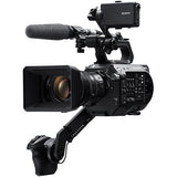 Professional Camcorder - Sony PXWFS7M2K (18-110mm Lens Included) - FS7II 4K Super35 lens-interchangeable XDCAM - Vizcom Technologies - 1