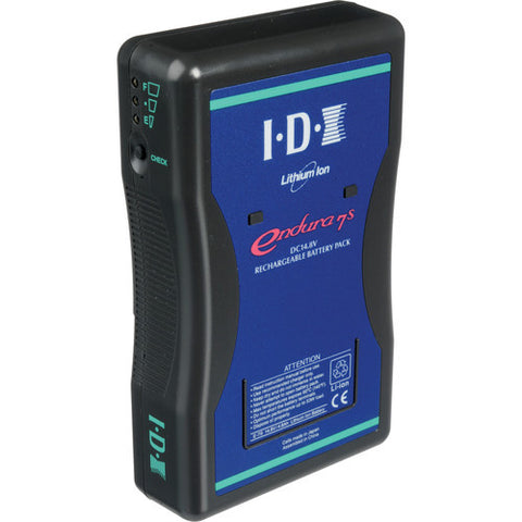 Battery - IDX ENDURA E-7S Li ion V Mount Battery - Vizcom Technologies
