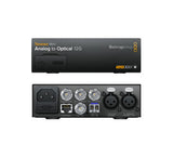 Converter - Blackmagic Teranex Mini - Analog to SDI 12G - Vizcom Technologies - 1
