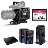 Blackmagic URSA Mini Pro 4.6K Pro Shooters | Vizcom Bundle Kit 1