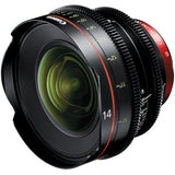 Lens - Canon EF Cinema Prime Lens Kit (14, 24, 35, 50, 85, 135mm) - Vizcom Technologies - 2