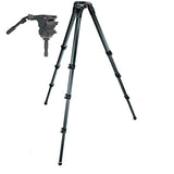 Tripod - Manfrotto 526,536K 536 Tripod 526 Head and Bag - Vizcom Technologies