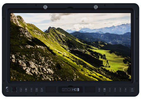 Monitor - SmallHD 1703 HDR 17 INCH Production Monitor - Vizcom Technologies - 1