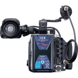 Professional Camcorder - Canon EOS C700 4K Cinema EOS System | EF Mount - Vizcom Technologies - 6