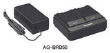 Charger - Panasonic AG-BRD50E Dual Charger for CGA-D54 & VW-VBD58 - Vizcom Technologies
