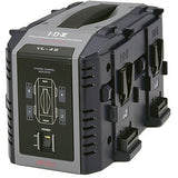 Charger - IDX 4-Channel Fully Simultaneous Quick Charger - Vizcom Technologies