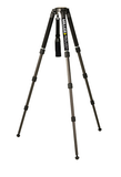 Tripod - Miller Compass 23 (1866) | Solo 3 stage Carbon Fiber Tripod (1505) and 100mm Fluid head (1037). - Vizcom Technologies - 2