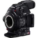 Professional Camcorder - Canon C100 Mark II Cinema EOS with EF-S 18-135mm IS STM Lens - Vizcom Technologies - 2