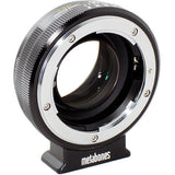 Adapter - Metabones Nikon G to Emount Speed Booster ULTRA 0.71x (Black Matt) (MB_SPNFG-E-BM2) - Vizcom Technologies - 5