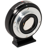 Adapter - Metabones Speed Booster Adapter- Contax Yashica to Micro 4/3 (MB_SPCY-m43-BM1) - Vizcom Technologies - 2