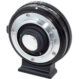 Adapter - Metabones Speed Booster Adapter- Nikon G to Micro 4/3 (MB_SPNFG-m43-BM1) - Vizcom Technologies - 2