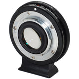 Adapter - Metabones Speed Booster Adapter- Canon FD to Micro 4/3 (MB_SPFD-m43-BM1) - Vizcom Technologies - 3