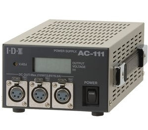 Power Supply - IDX 210W AC Adaptor Power Supply with LCD Voltage Display - Vizcom Technologies