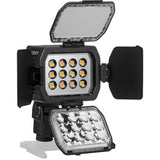 Lighting - Sony HVLLBPC LED Battery Video Light - Vizcom Technologies - 1