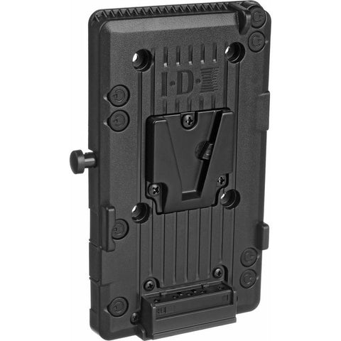 Battery Accessory - IDX ENDURA PV2 V-Mount Plate w/2 Pin D-Tap DC out & Digi-View - Vizcom Technologies