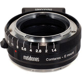 Adapter - Metabones Contarex to E-Mount (MB_CX-E-BM1) - Vizcom Technologies - 3