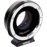 Adapter - Metabones Canon EF to E Mount, T Speed Booster ULTRA 0.71x (Black Matt) (MB_SPEF-E-BT2) - Vizcom Technologies - 4