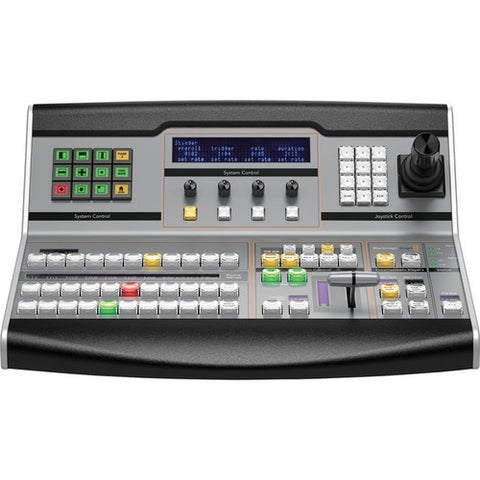 Vision Switcher - Blackmagic ATEM 1 M/E Broadcast Panel - Vizcom Technologies - 1