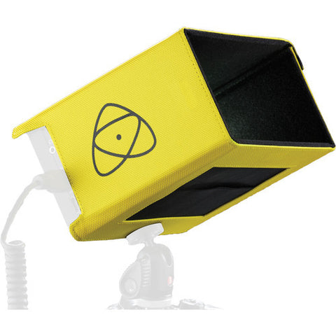External Recorder - Yellow Sun Hood for Shogun - Vizcom Technologies - 1