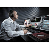 Vision Switcher - Blackmagic Design ATEM 2 M/E Production Studio 4K - Vizcom Technologies - 3