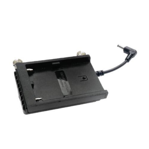 Lighting Accessory - Cineroid L10/ L2 light Battery mount for Sony BPU30/60 style batteries - Vizcom Technologies