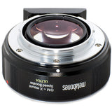 Adapter - Speed Booster Adapter- Olympus OM to X-Mount ULTRA (MB_SPOM-X-BM2) - Vizcom Technologies - 5