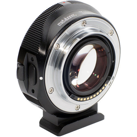 Adapter - Metabones Canon EF to E Mount, T Speed Booster ULTRA 0.71x (Black Matt) (MB_SPEF-E-BT2) - Vizcom Technologies - 1