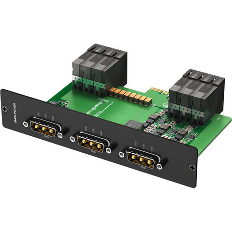 Routing and Distribution - Blackmagic Design Universal Videohub 450W Power Card - Vizcom Technologies
