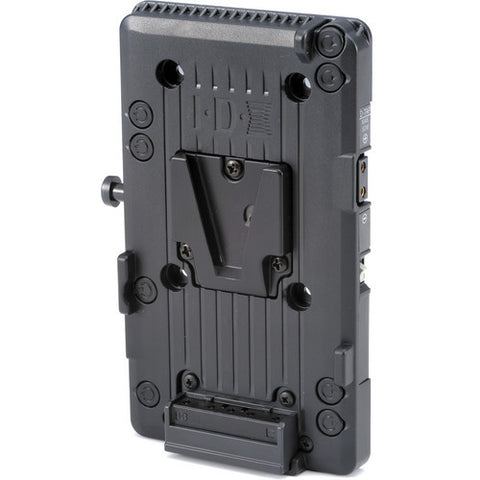 Battery Accessory - IDX ENDURA V-Mount Plate w/2 Pin D-Tap DC out & Digi-View - Vizcom Technologies