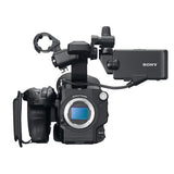 Professional Camcorder - Sony PXWFS5 4K XDCAM Super 35 Camera System (Body Only) - Vizcom Technologies - 1