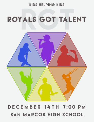Royals Got Talent Ticket