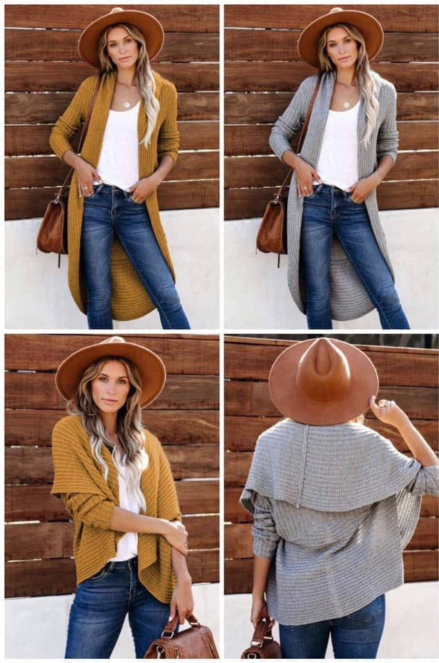Double Take Cardigan