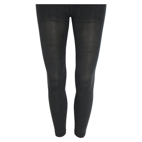Bamboo Leggings in Dark Gray