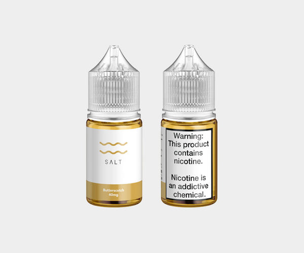 Butterscotch Nicotine Salt by Salt E-Liquid