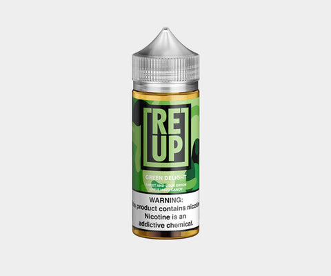 Green Delight Nicotine Salt by Reup Vapers