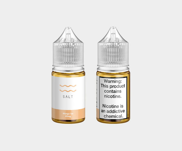 Mango Ice Nicotine Salt by Salt E-Liquid