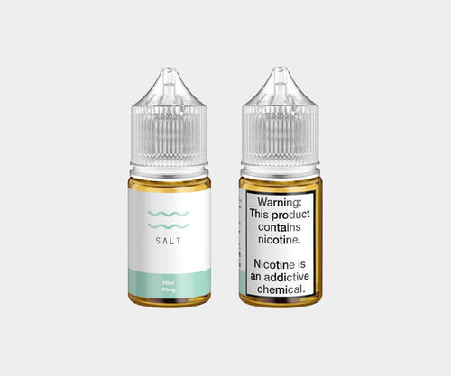 Mint Salt Nic by Salt E-Liquid