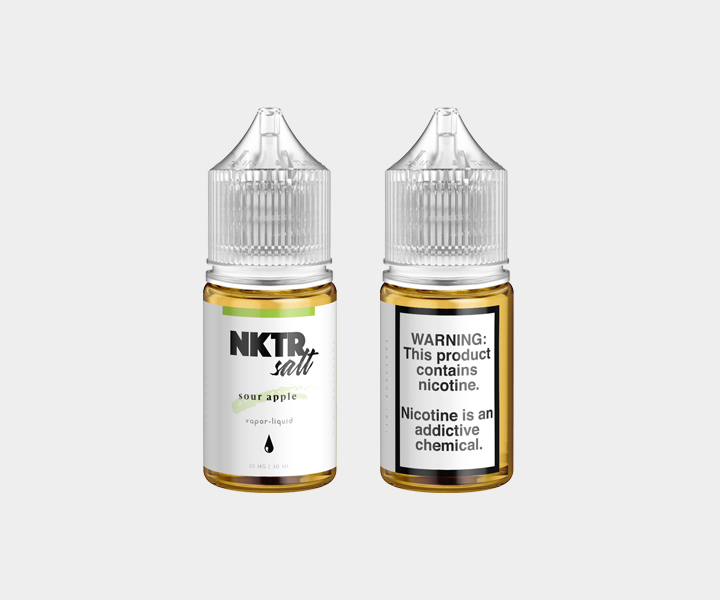 NKTR Salt Sour Apple