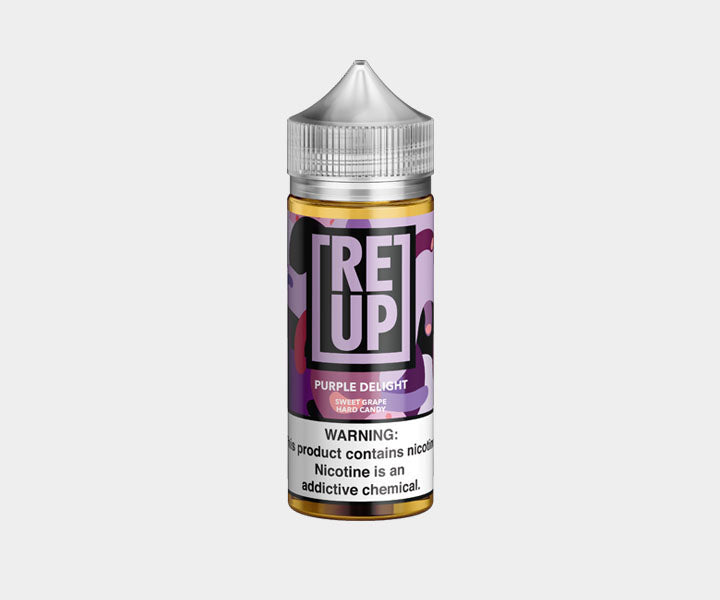 Purpe Delight Nicotine Salt by Reup Vapers