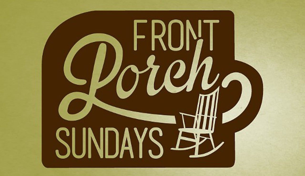 Mallory Candle Co at Front Porch Sundays