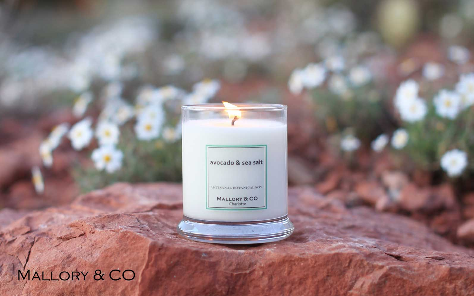 Soy Candles are More Natural