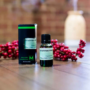 Christmas Memories Diffuser Oil