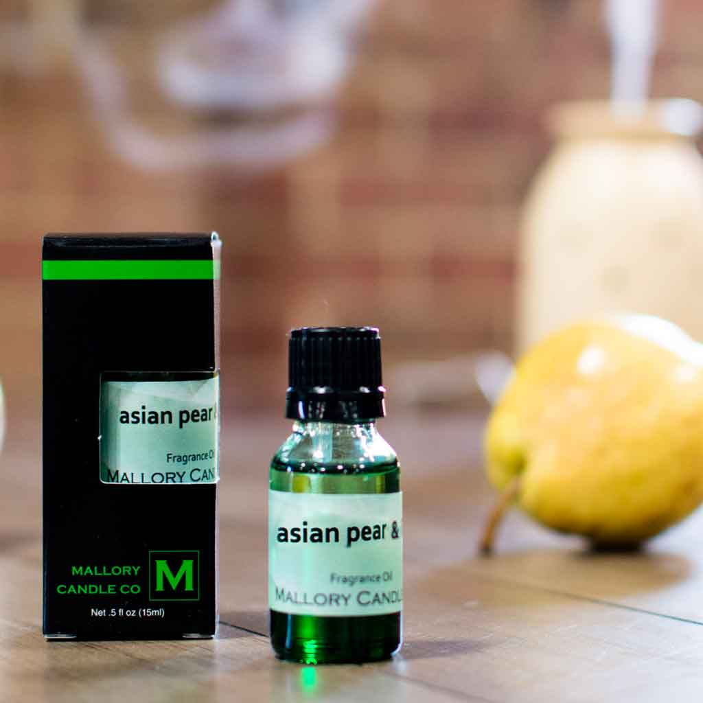 Asian Pear & Lily Diffuser Oil