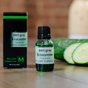 Earl Gray & Cucumber Diffuser Oil