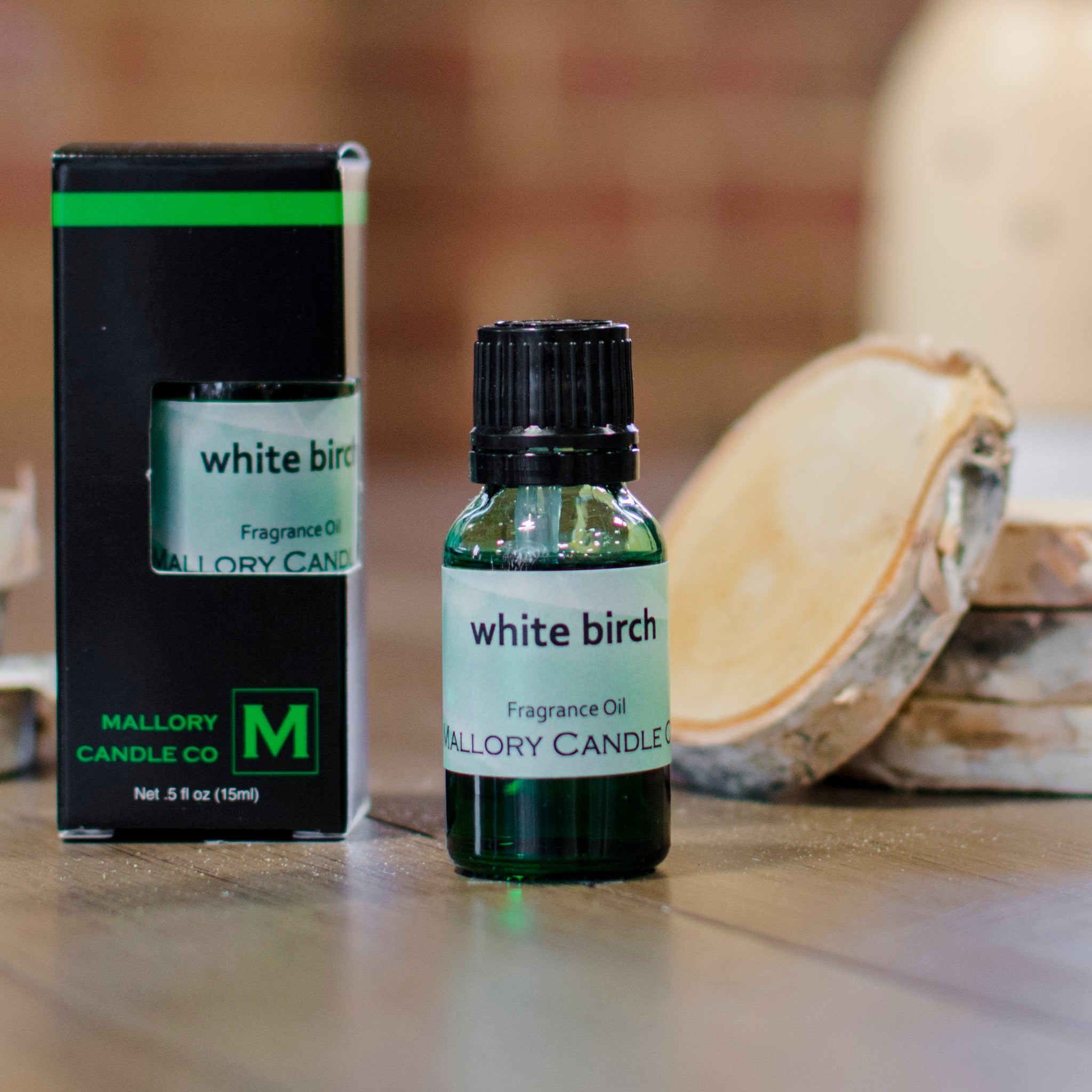 White Birch Diffuser Oil