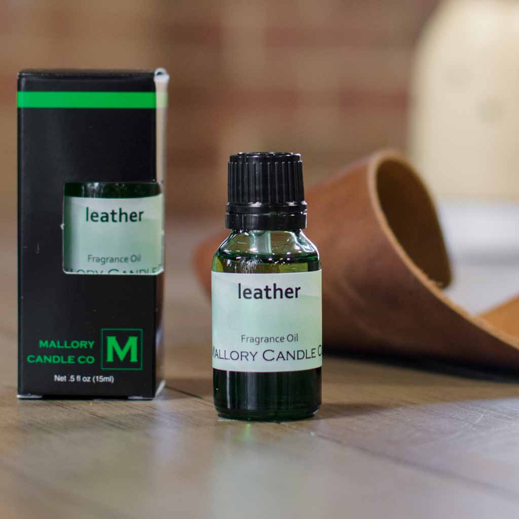 Leather Diffuser Oil